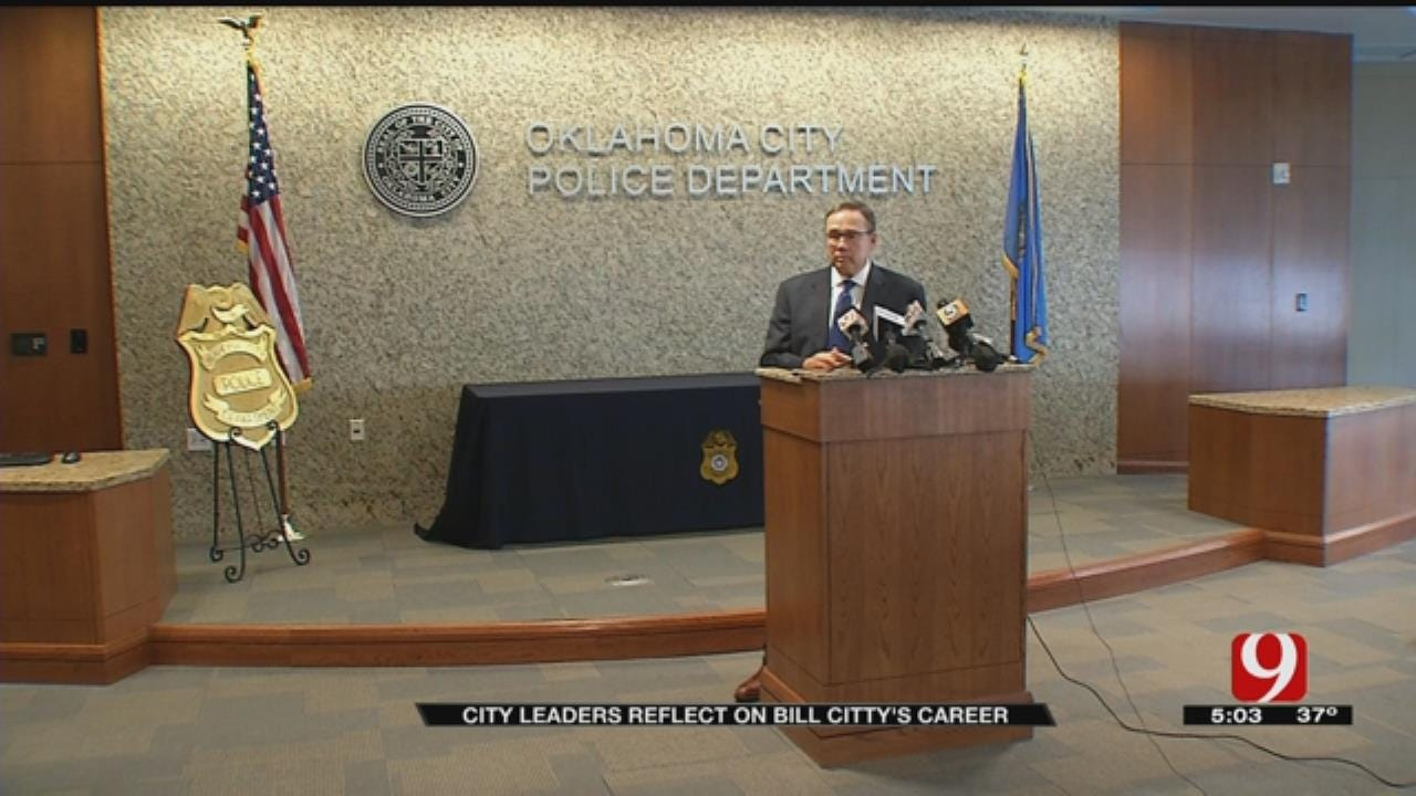City Leaders Reflect On OKC Police Chief Bill Citty's Career