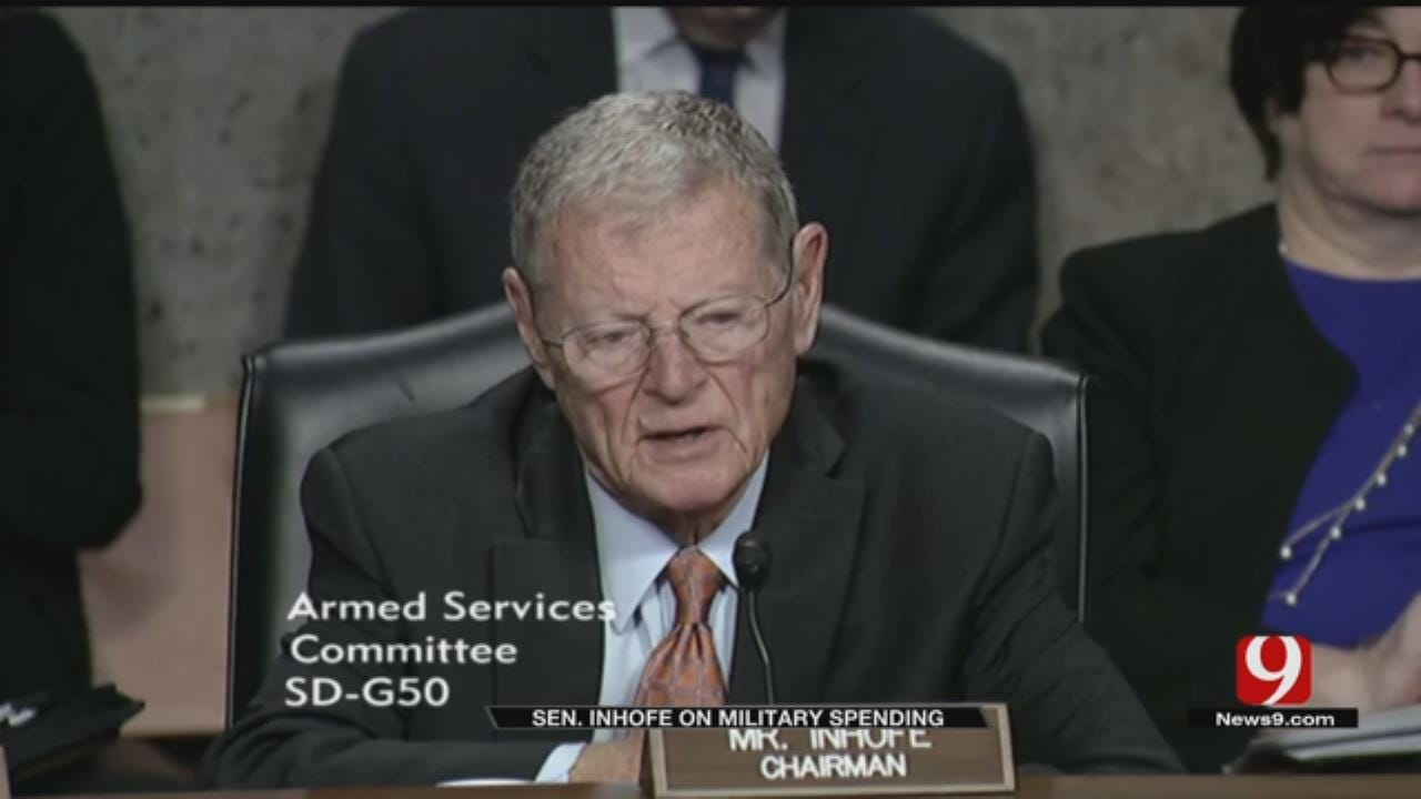 Commission: America Is Facing A 'Growing Crisis Of National Defense'