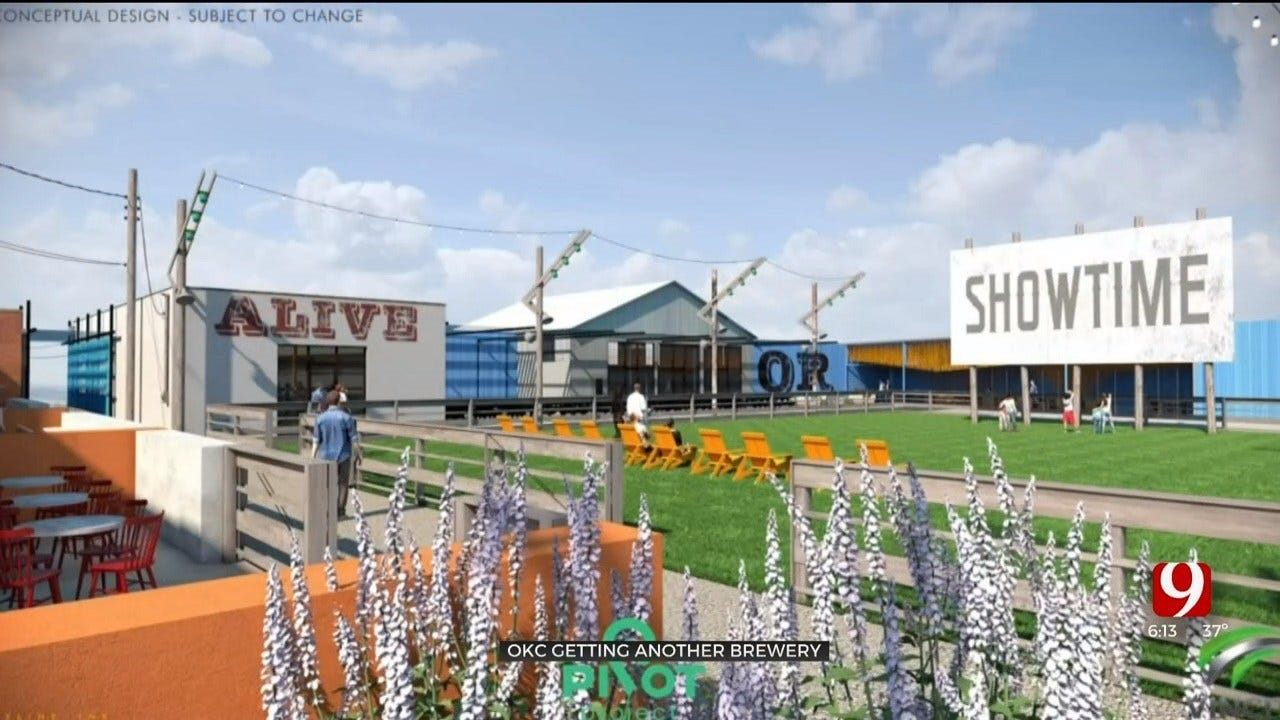 Group Hopes To Develop New Entertainment District Near Downtown OKC