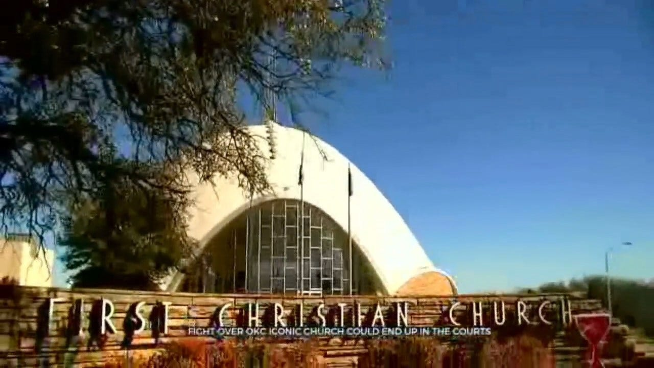 Fight Over OKC Iconic Dome Church Could End Up In Court