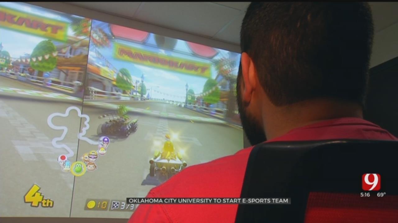Oklahoma City University To Start E-Sports Gaming Team