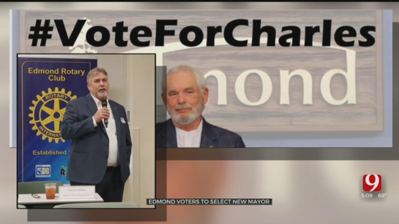 Edmond Voters To Select New Mayor