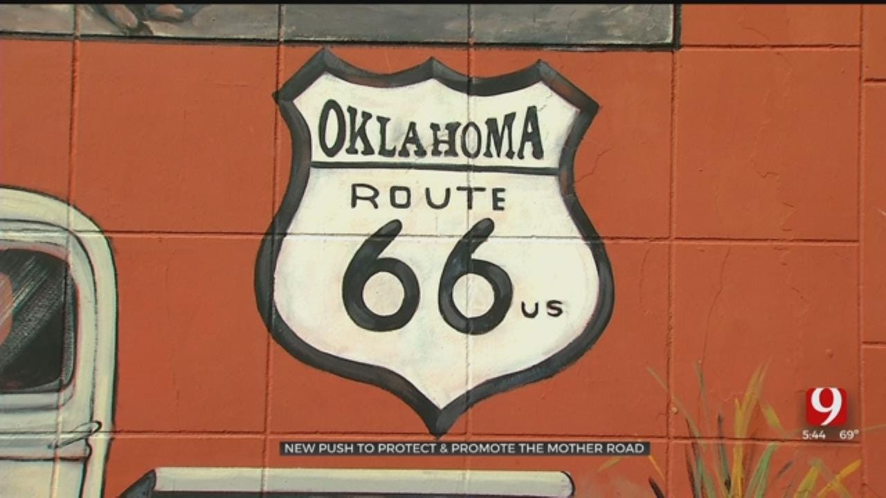 Oklahoma Cities Partnering To Improve Route 66, Despite Loss Of Federal Funding