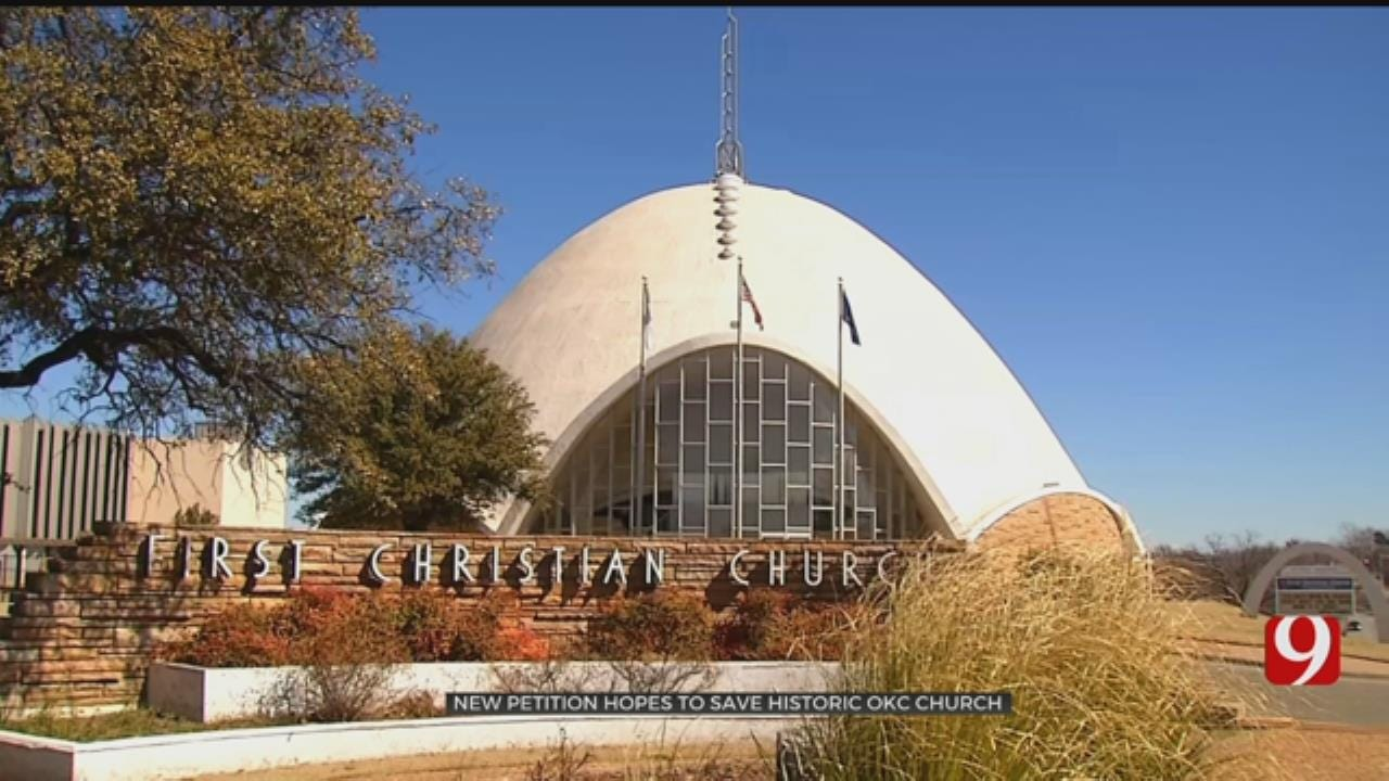 Thousands Sign Petition To Protect Iconic Dome Church In NW OKC