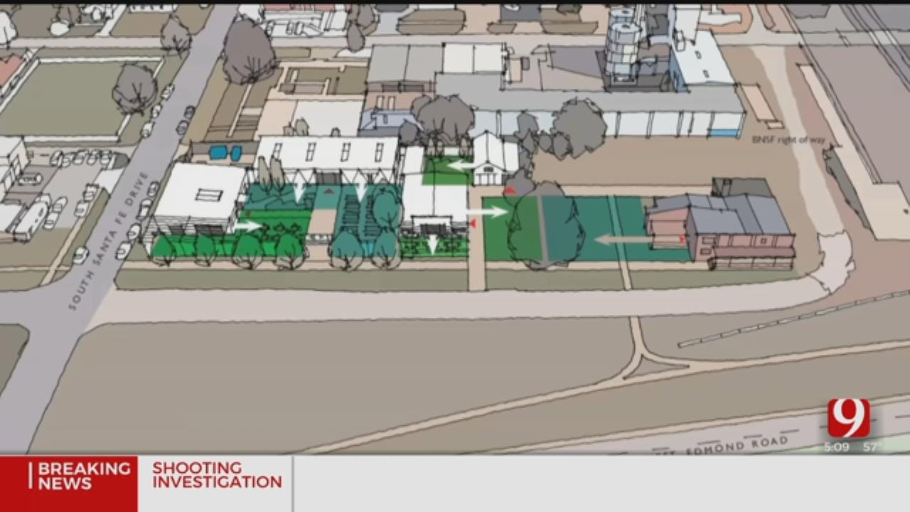 Edmond City Council Approves New Entertainment District Near Downtown