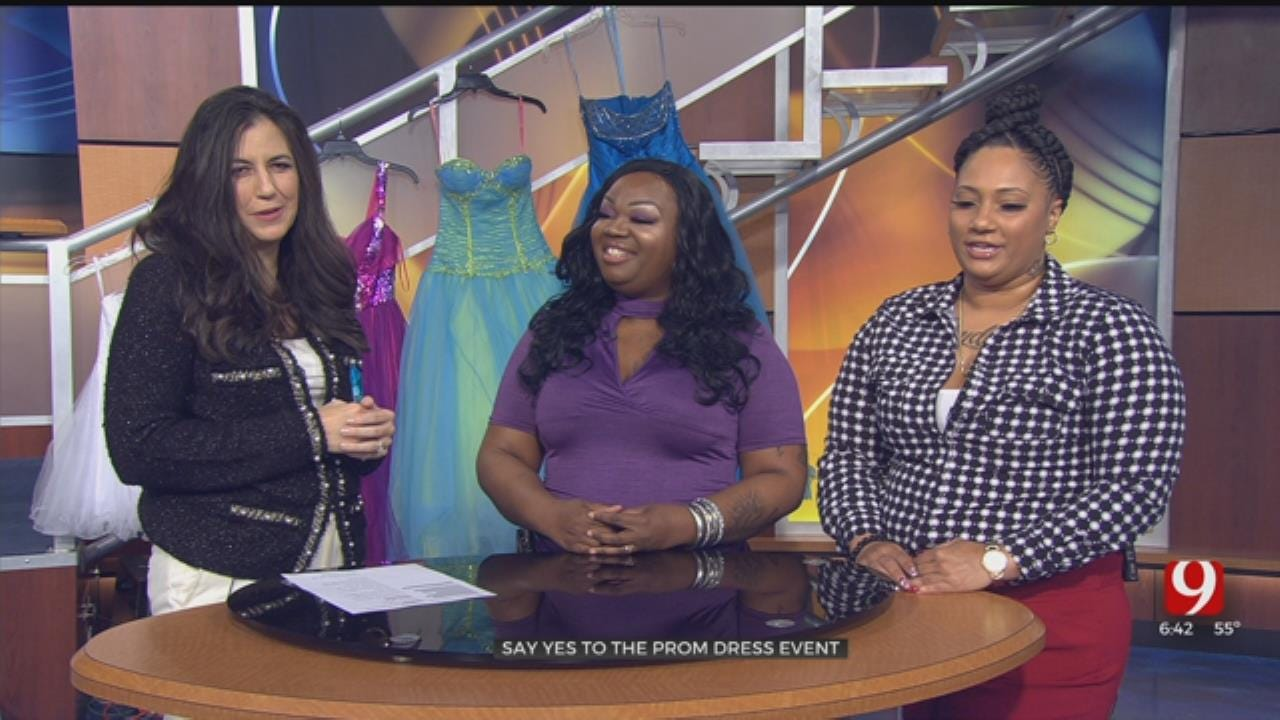 5th Annual Say To The Prom Dress