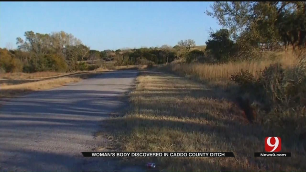 Caddo County Death