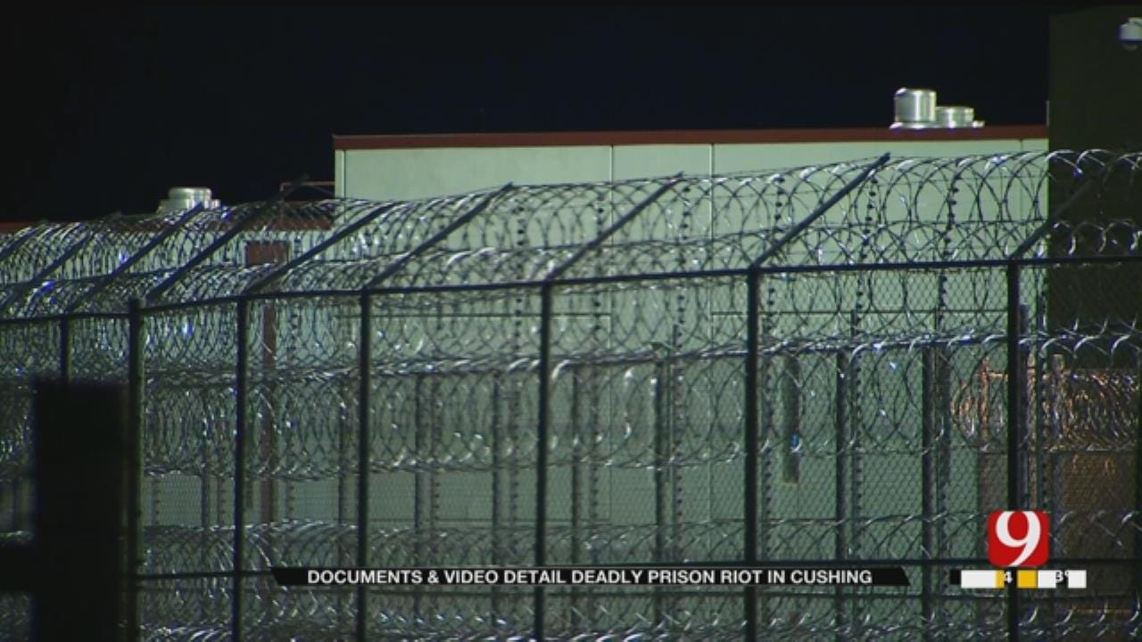 Video Surfaces In Deadly 2015 Cushing Prison Riot