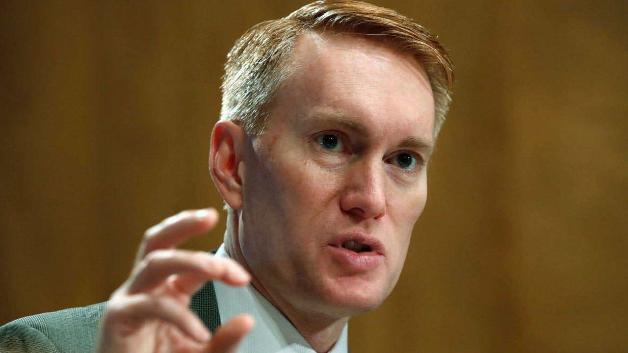 Senator James Lankford Calls For Release Of Bolton Manuscript