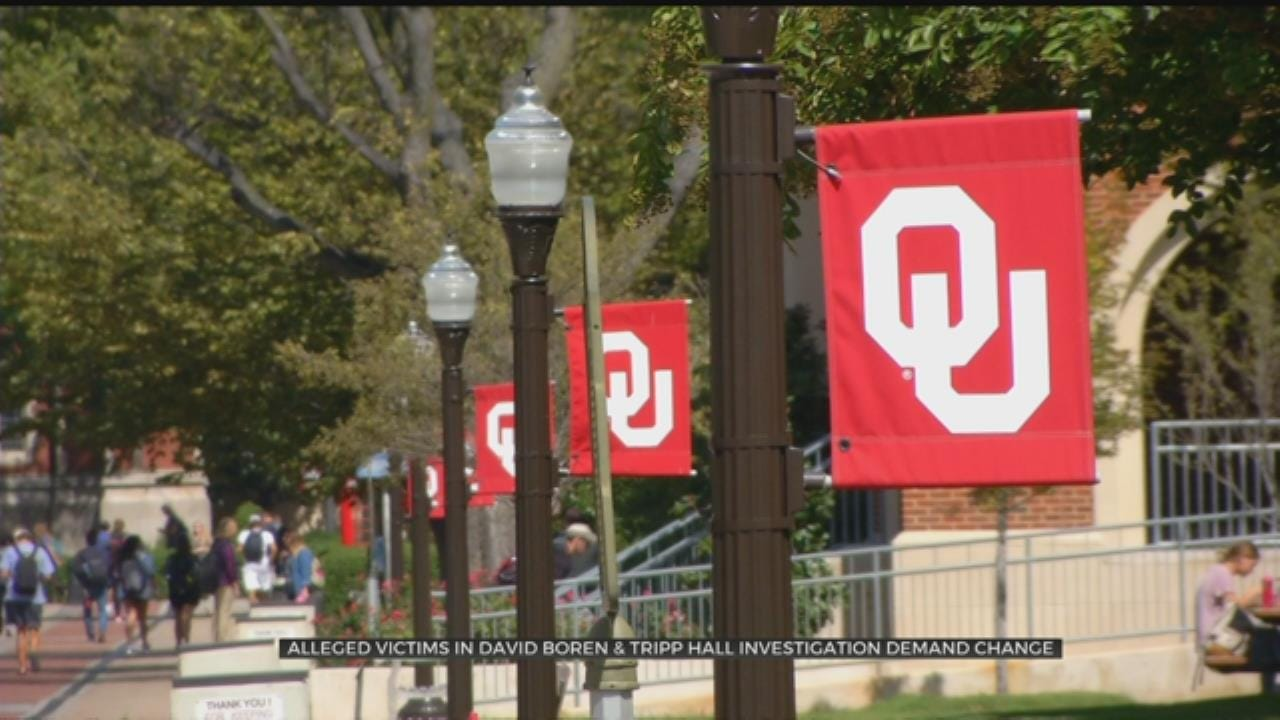 New Criminal Allegations, Demands From OU Sexual Assault Accusers