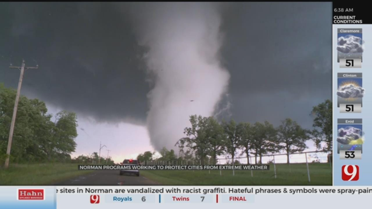 NWS Program Aims To Get Ahead Of Climate Change Fueled By Severe Weather