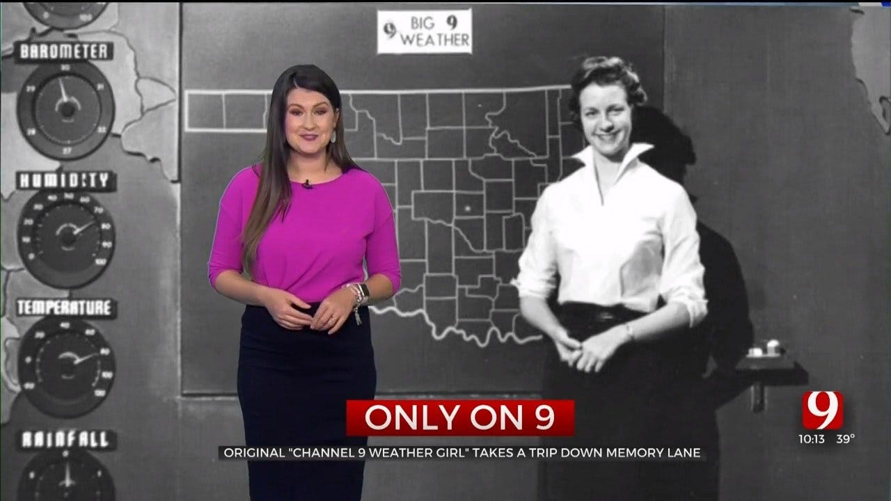 Lacey Swope Catches Up With News 9 Legend Lola Hall