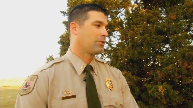 WEB EXTRA: Logan County Game Warden Explains Gun Safety