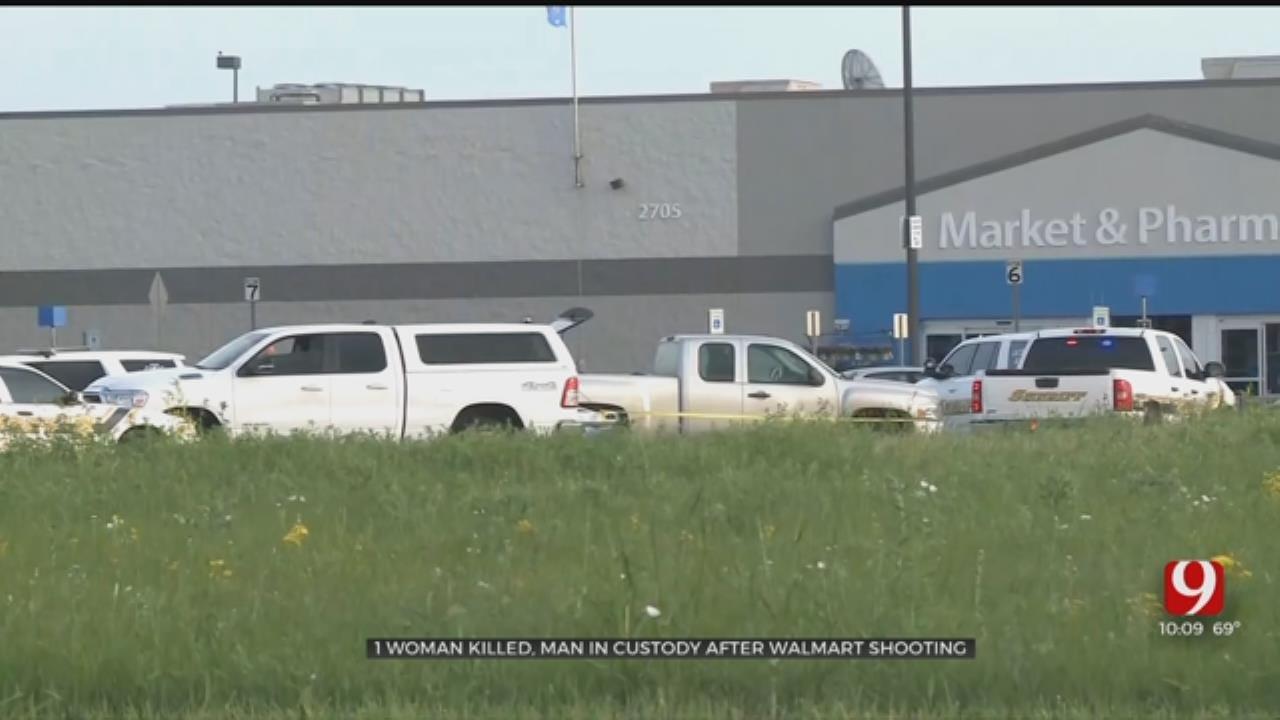 Sulphur PD: 1 Person Shot To Death At Sulphur Walmart