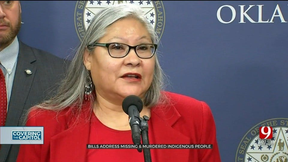Bills Designed To Reduce Murders, Cases Of Missing Indigenous People