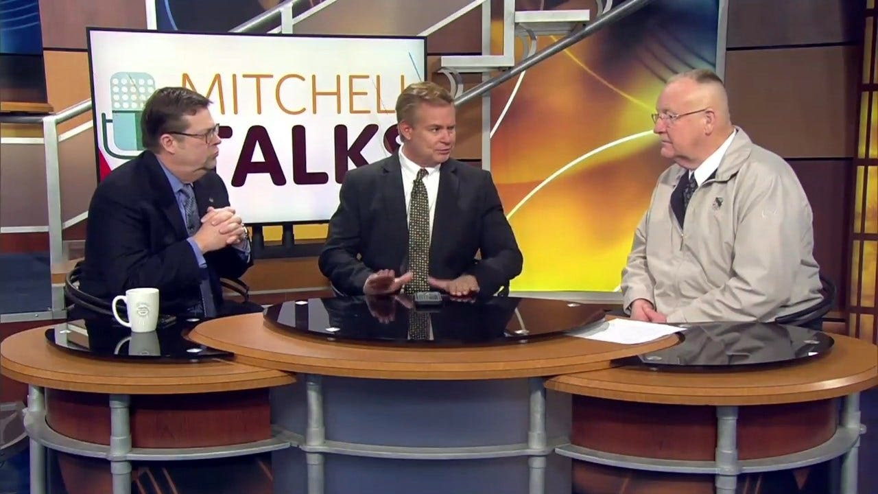 Mitchell Talks: Corrections Department Director Talks About Low Morale Within Department