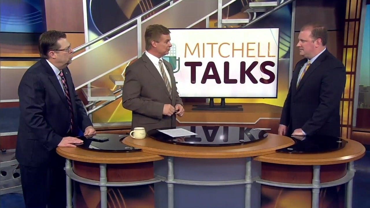 Mitchell Talks: Legislative Leader Concerned About Opioid Settlement Details