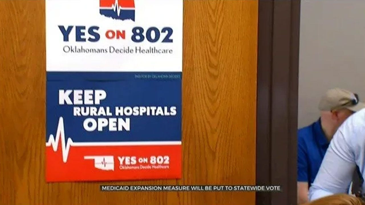 Medicaid Expansion Measure To Be Put To Statewide Vote