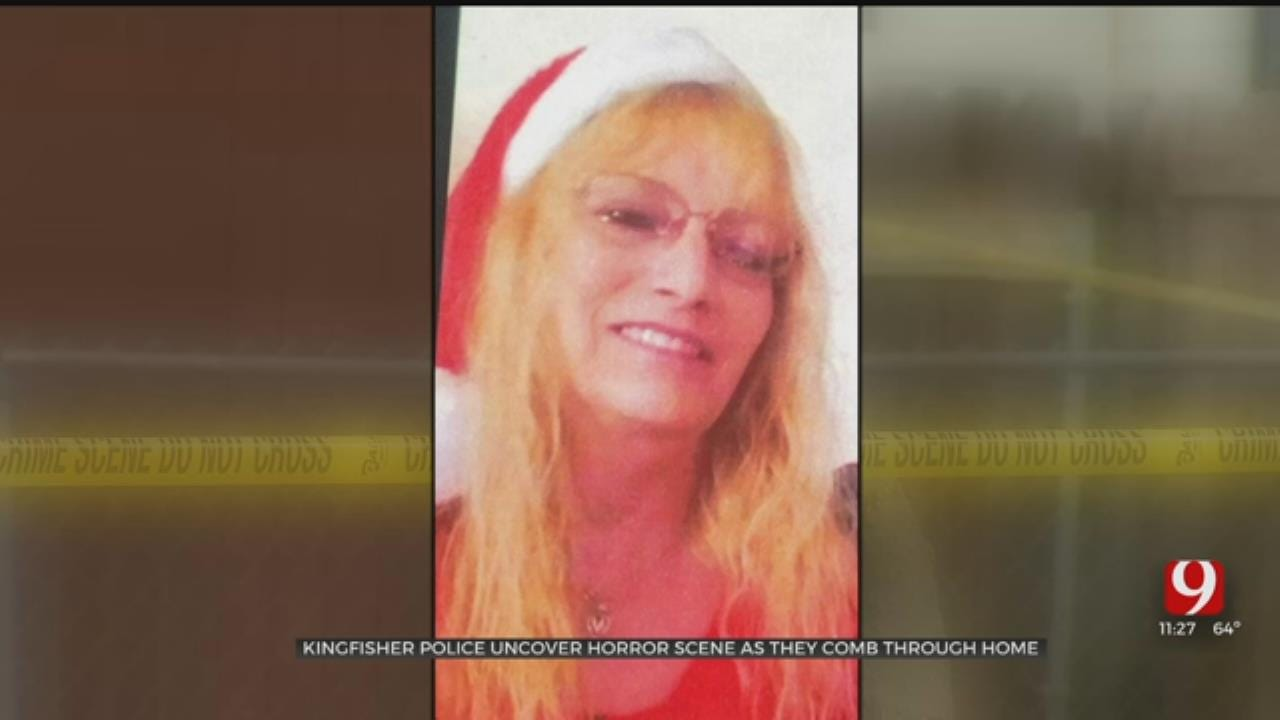 Gruesome Details Reported In Murder Of 56-Year-Old Kingfisher Woman