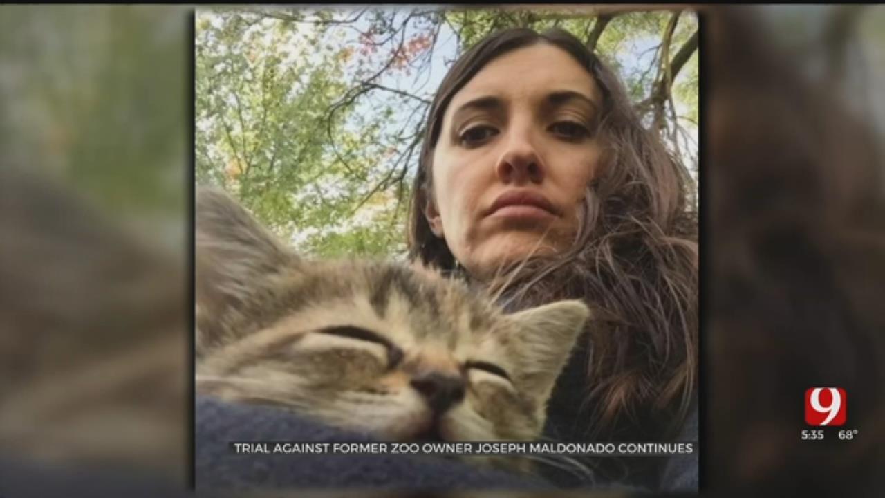 PETA Attorney Testifies In Day 5 Of Joe Exotic Trial