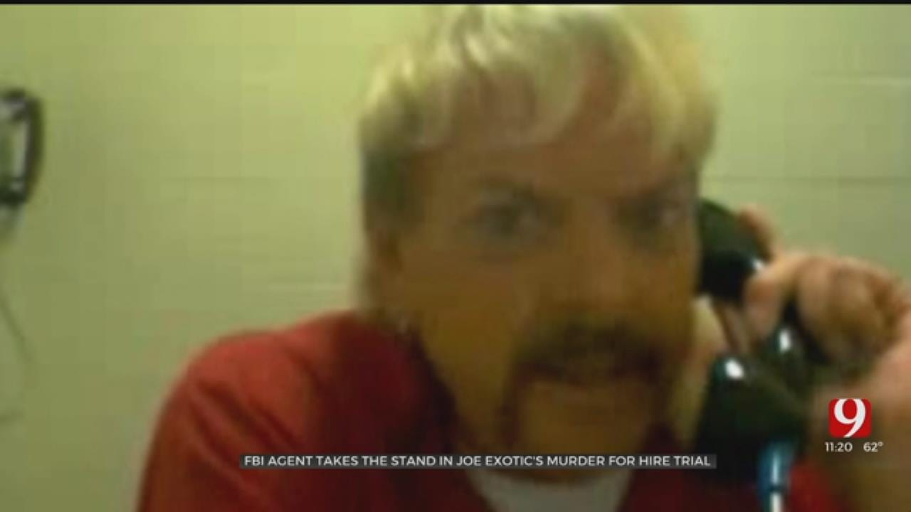 Undercover Agent Says Joe Exotic Offered To Pay Him In Murder-For-Hire Plan