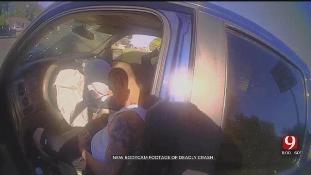 WATCH: OCPD Releases Bodycam Video Of Pursuit That Ended In Deadly Crash