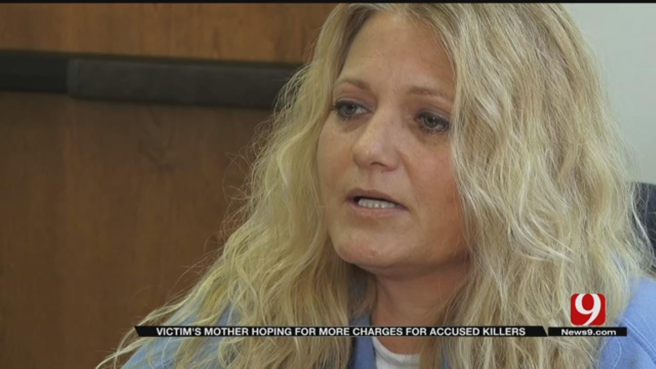 Mother Fights For Justice After Daughter's Shooting Death In McLoud