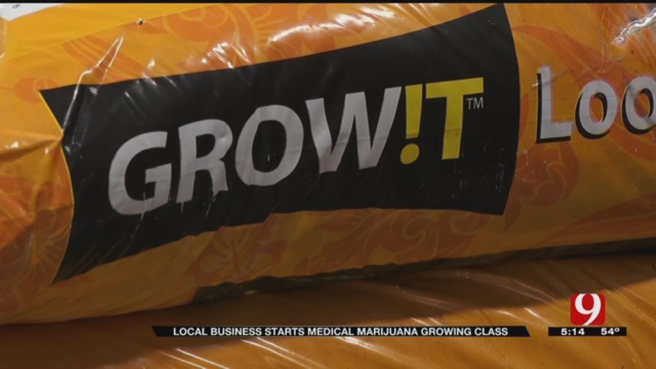 Local Business Offers Free Medical Marijuana Grow Class
