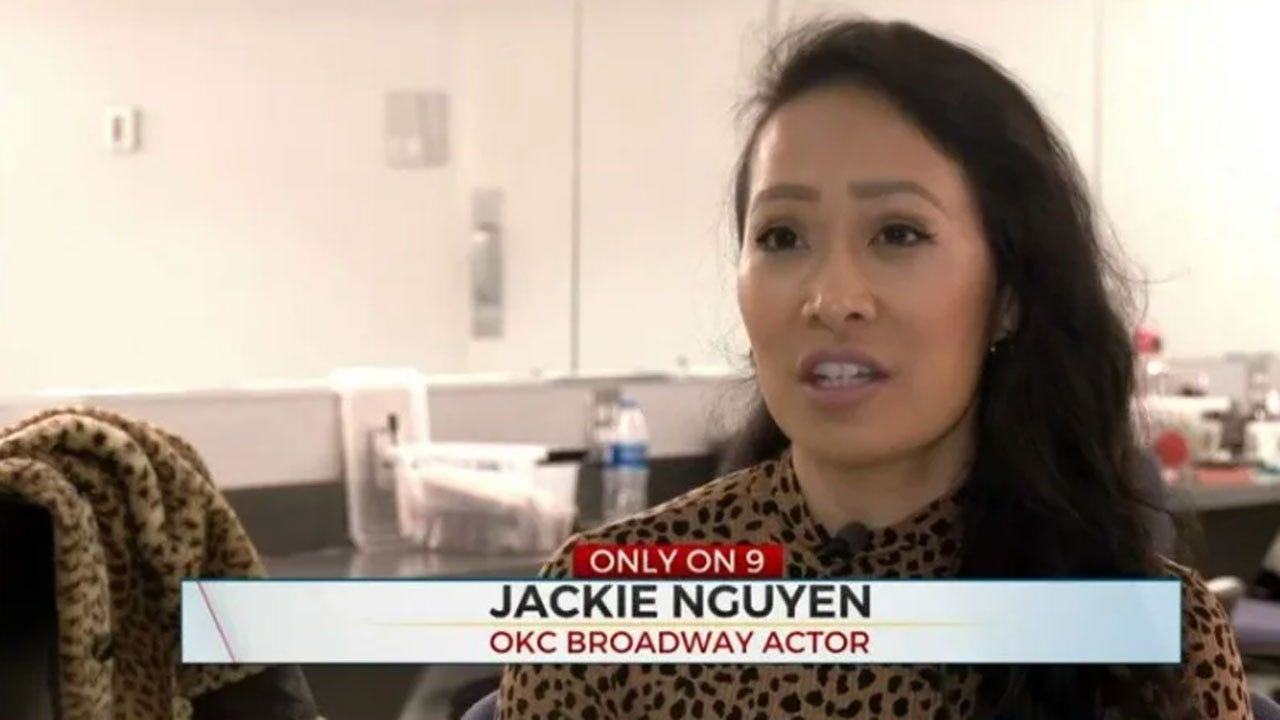 Cast Member Of Miss Saigon Showing At OKC Has Personal Connection To Musical