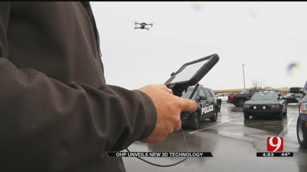 OHP Unveils New 3D Technology