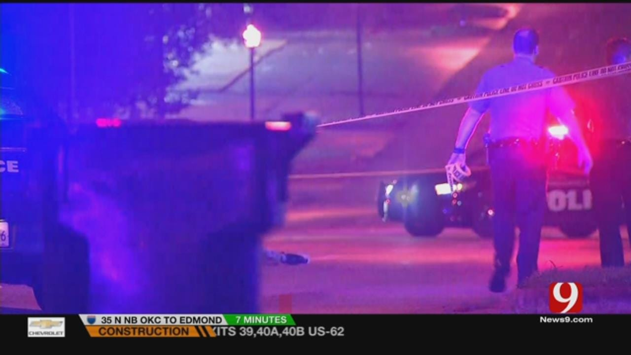 Man Hit And Killed By Car In NE OKC
