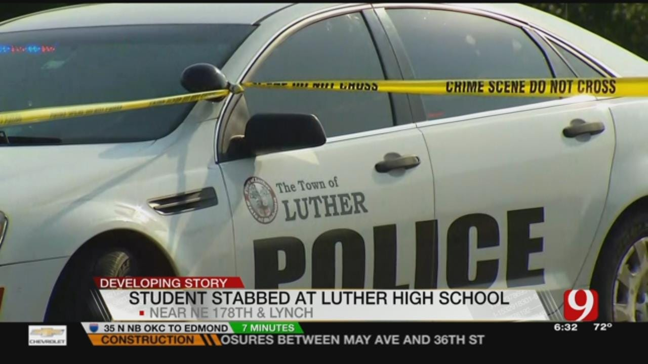 Police Staff Extra Security For Students After Luther HS Stabbing
