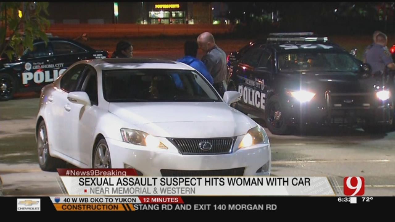 Woman Hit By Car Outside Bar