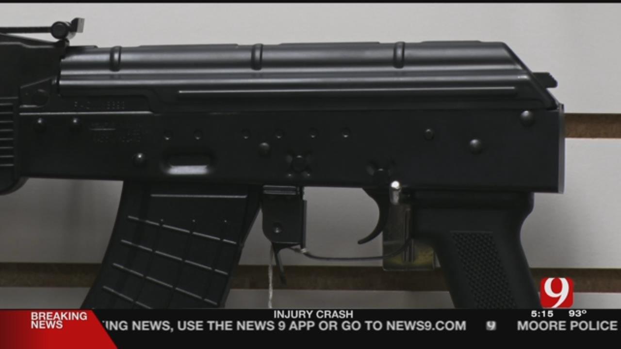 ATF On Medical Marijuana, Guns In Oklahoma