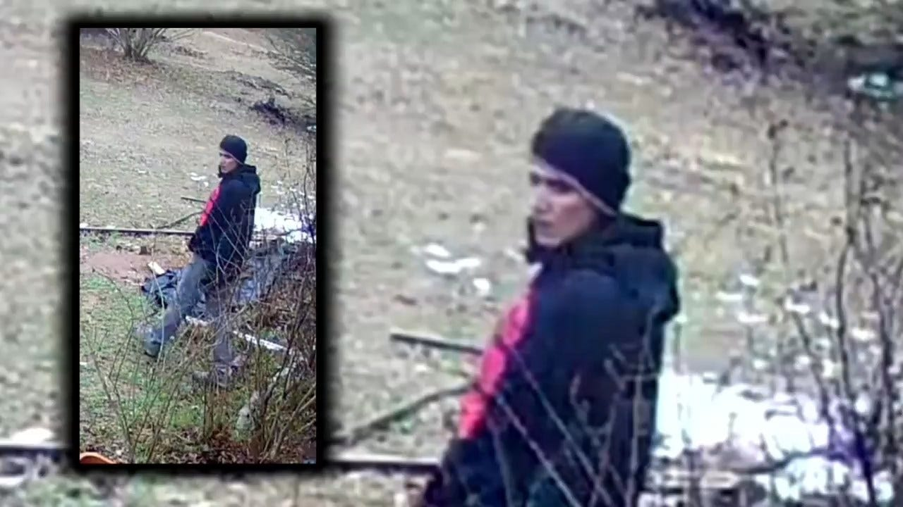 Man Offers Cash Reward After Accused Thief Is Caught On Camera In Rural Norman