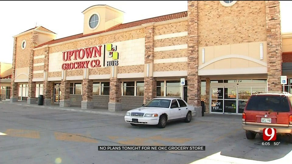 Developments To New Uptown Grocery Store In NE OKC At A Standstill