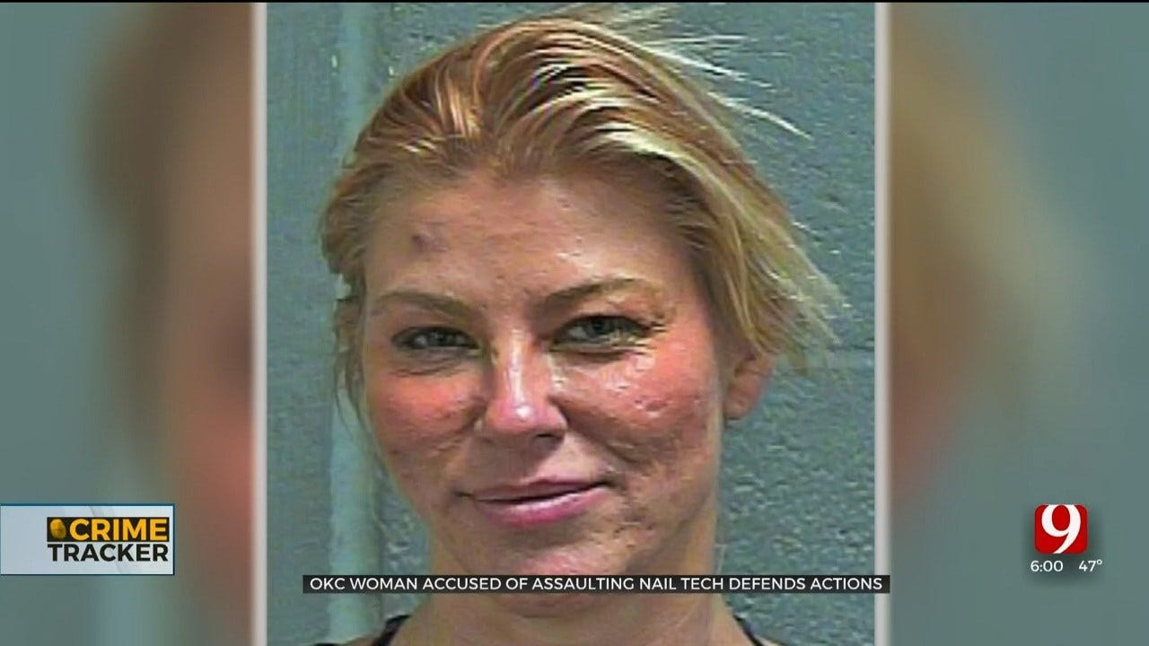 Former Race Car Driver Defends Actions After Accused Of Assaulting Salon Employee, Police Officer