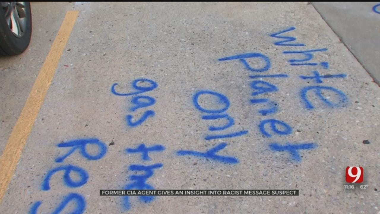 Former CIA Agent Gives Insight Into Racist Message Directed At Okla. Democratic Party