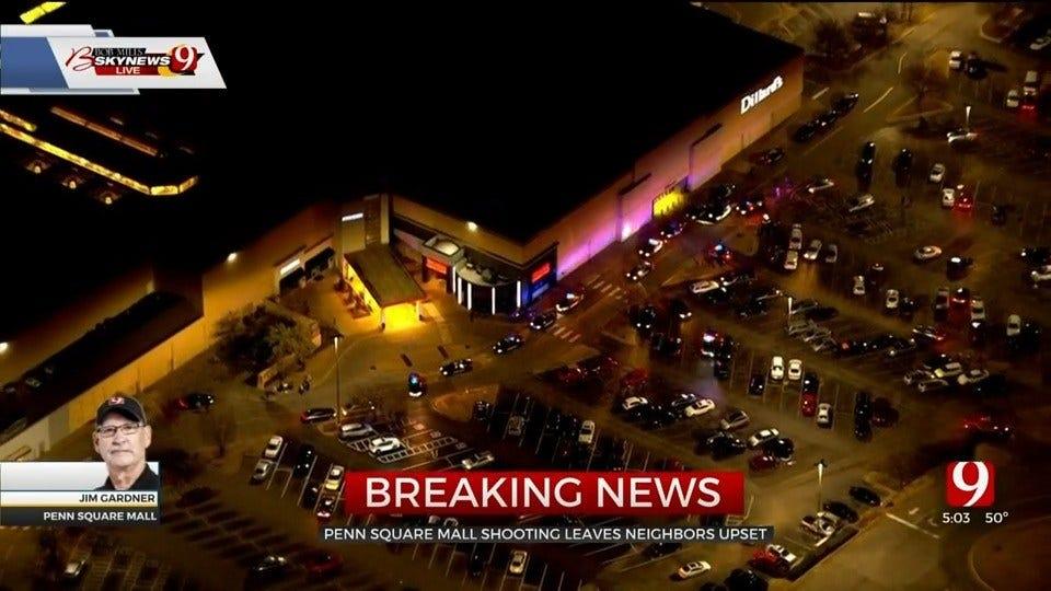 Penn Square Mall Shootings Leaves Neighbors On Edge