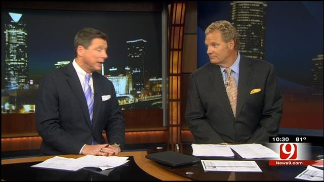 Bill Young Speaks To Dean Blevins About OSU Investigation