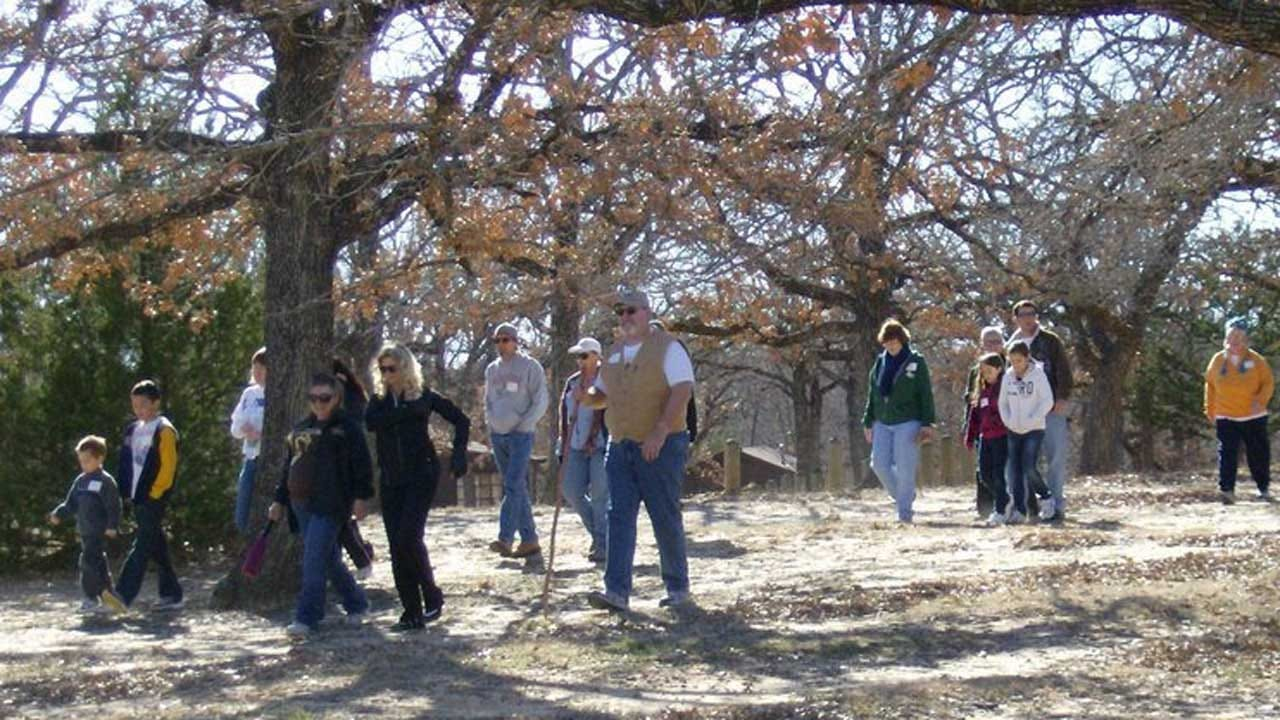 Oklahoma State Parks Offering Free First Day Hikes