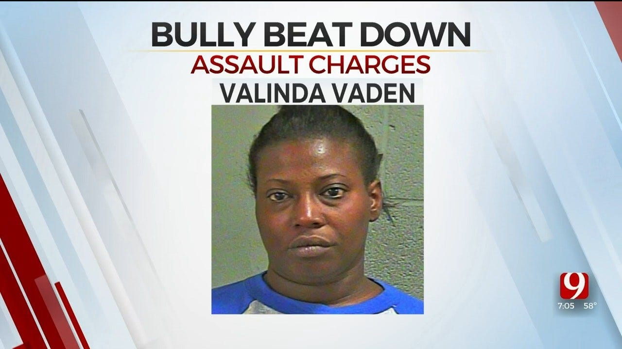 OKC Woman Charged With Assaulting Child She Claims Was Bullying Others