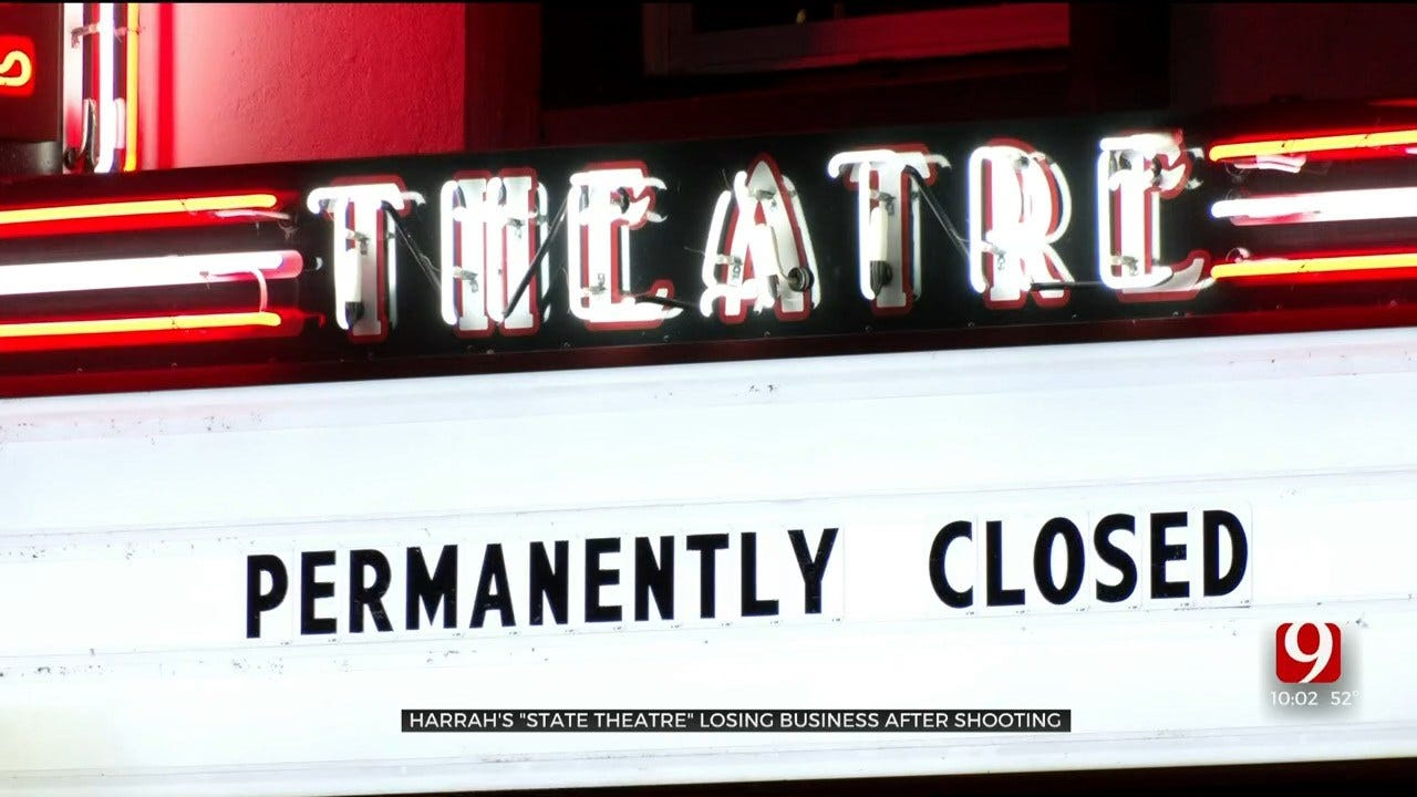 Harrah's Historic State Theatre Damaged By Gunfire Over Holiday Weekend