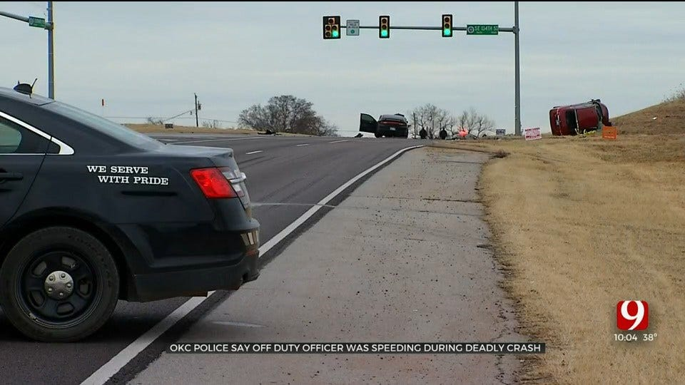 Accident Report Released in Crash That Killed Teen Involving Off-Duty Moore Officer
