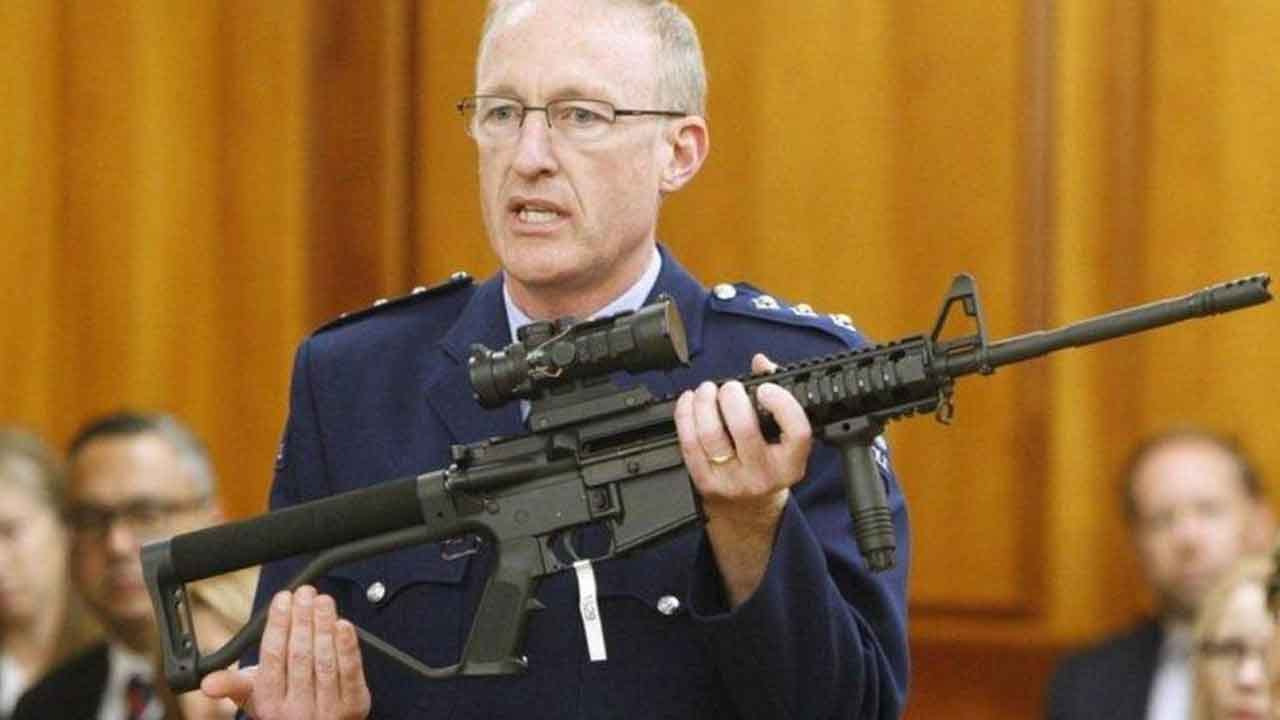 New Zealanders Turn In More Than 50,000 Guns In Assault Weapon Buyback