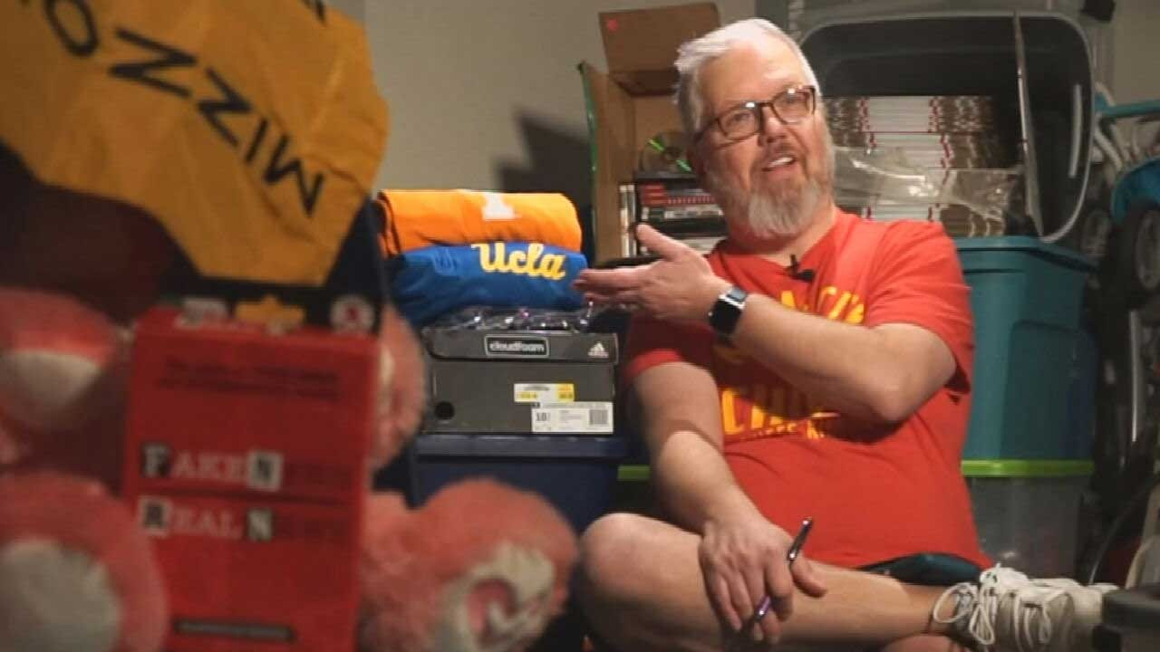 Holiday Side Hustle: Online Flipping Brings In Thousands For OKC Resident