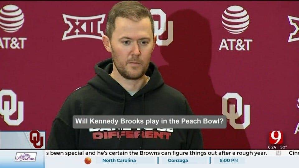 3 Sooners Suspended For Chick-Fil-A Peach Bowl