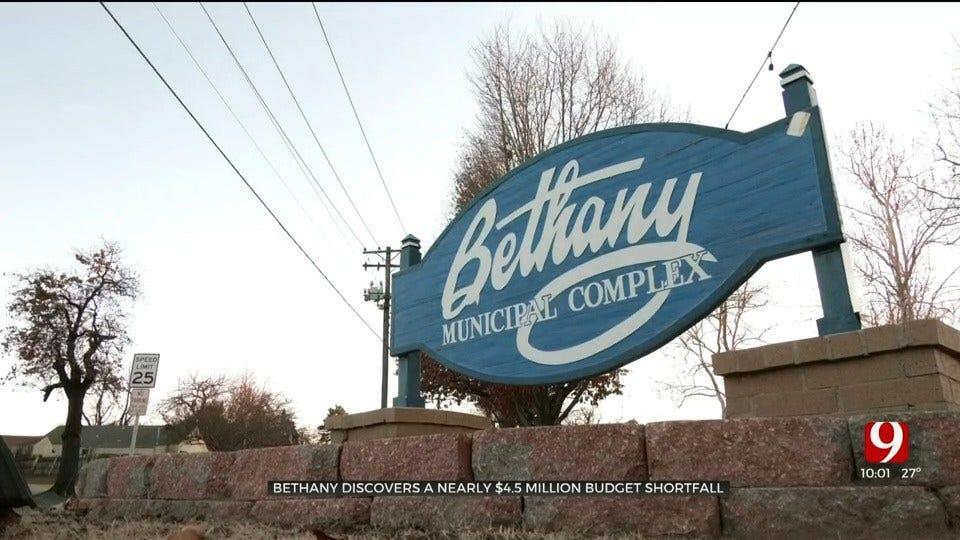 City Of Bethany Discovers Nearly $4 Million Budget Shortfall, Cuts Possible