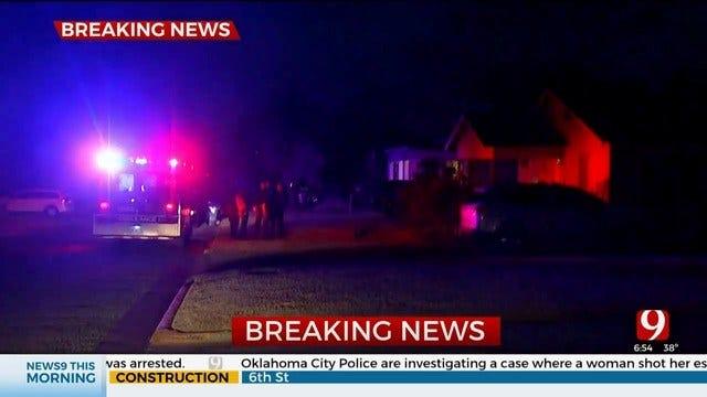 Police Investigate After 1 Stabbed In SE OKC