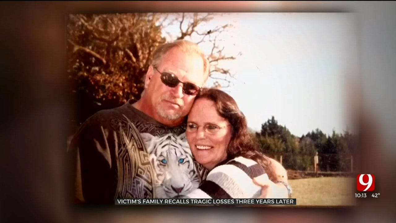 Family Members Looking For Answers After Luther Couple Was Killed During Michael Vance's Crime Spree